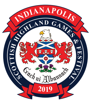 Indy Scottish Highland Games & Festival Logo